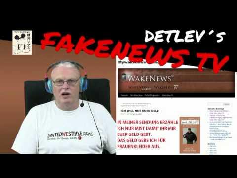 Wakenews: Der nicht kommerzielle Betrug ist kommerziell nicht Betrug