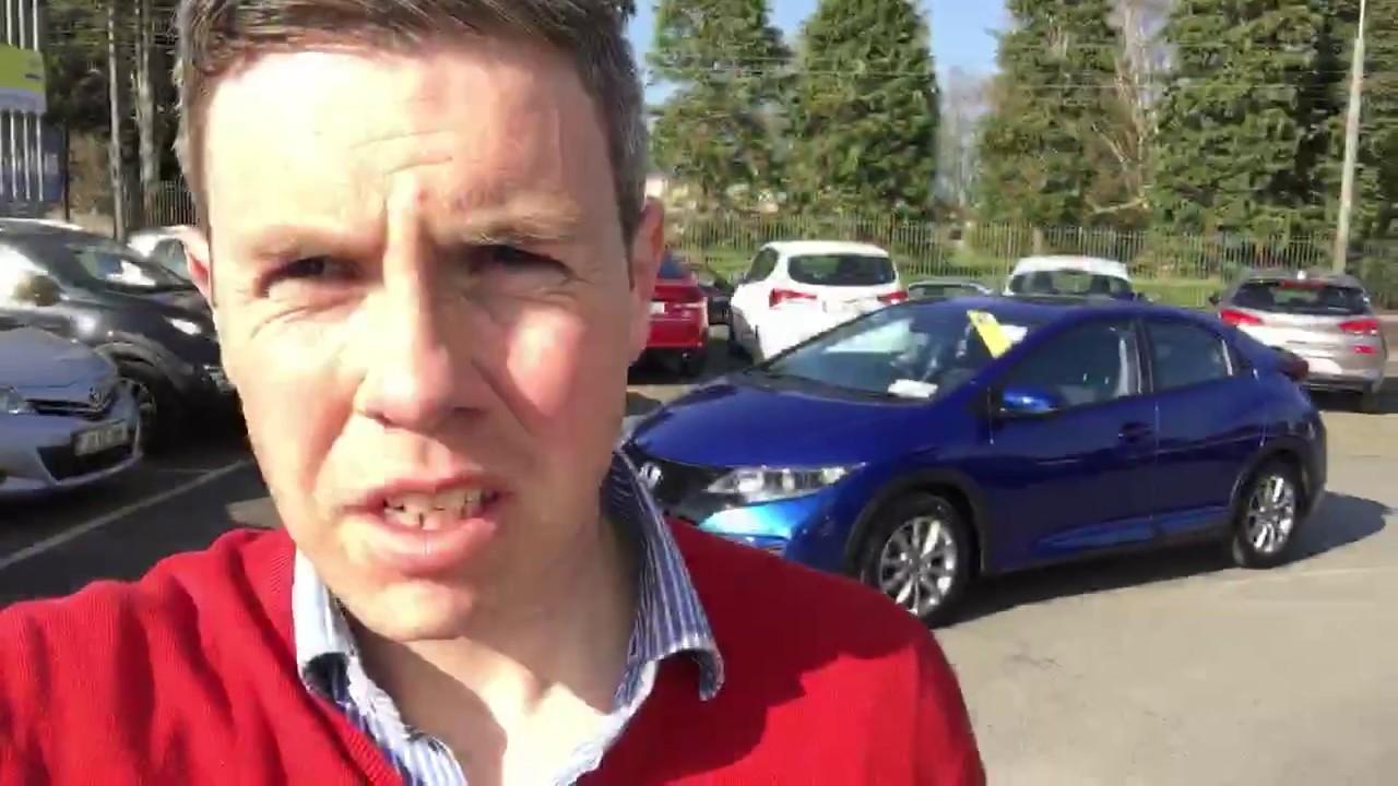 2016 civic sport brian doolan at fitzpatrick 39 s garage kildare youtube - Fitzpatricks garage kildare ...
