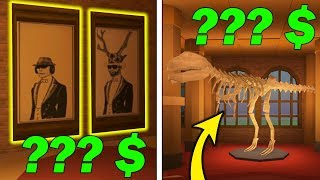 WE ALREADY KNOW what WILL BE in a Museum! | ROBLOX #admiros