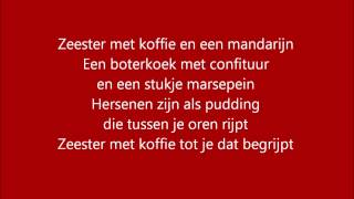 Bart Peeters - Zeester met koffie - Lyrics