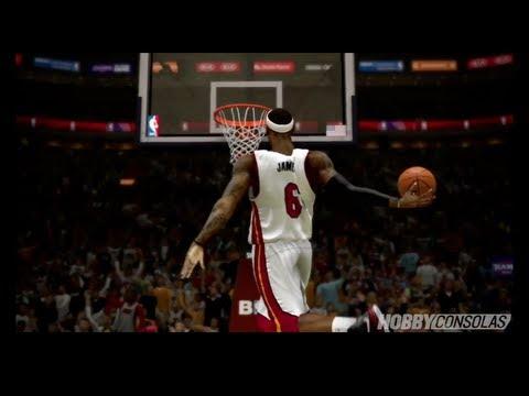 NBA 2K14 (HD) Entrevista en HobbyConsolas.com
