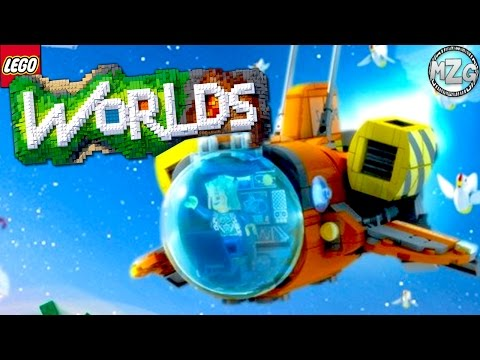 LEGO Worlds Cheat Codes!? Free Stuff! - LEGO Worlds PS4 Gameplay!
