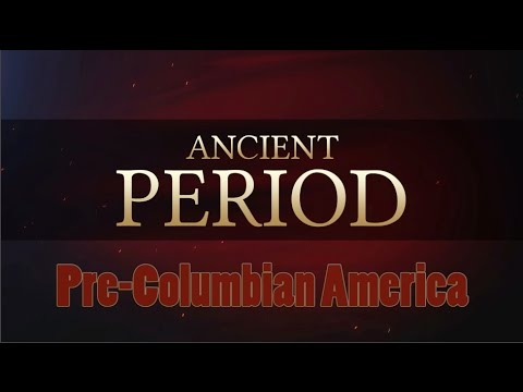 Alcohol in the Ancient Period, Pre Columbian America - Booze History S01E08