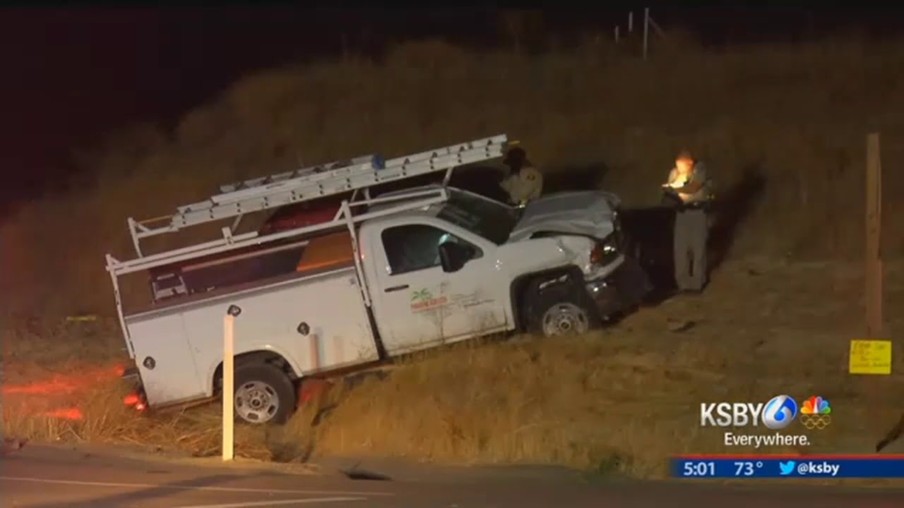 Los Angeles woman killed in Friday crash east of Paso Robles