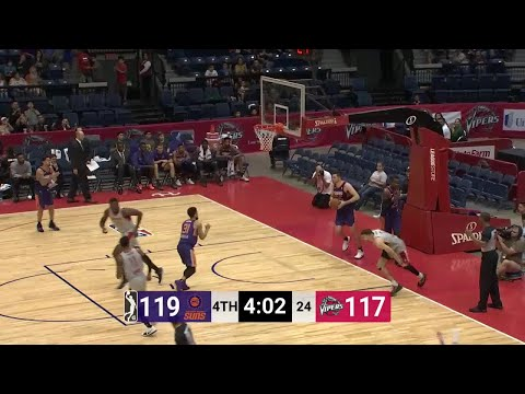 RJ Hunter (20 points) Game Highlights vs. Northern Arizona Suns