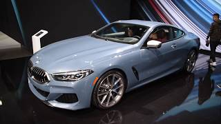 The New 2019 BMW 850i Walkaround Review Convertible & Coupe