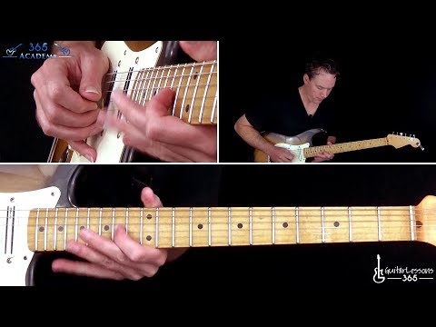 The Jimi Hendrix Experience - Foxy Lady Guitar Lesson
