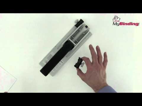 Novus B52 Heavy Duty Professional Stapler Demo - 023-0035