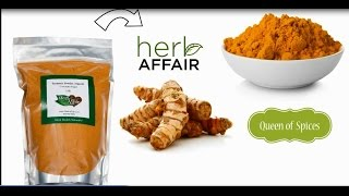 Turmeric Powder And Its Amazing Health Benefits