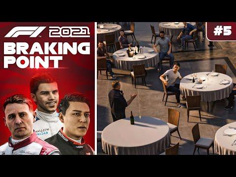 F1 2021 BRAKING POINT #5: LA RÉVÉLATION DE FIN DE SAISON !?