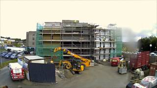 NUI Galway Medical Academy Timelapse
