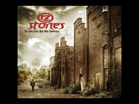 12 Stones - Enemy (New CD/EP The Only Easy Day Was Yesterday) NEW MUSIC