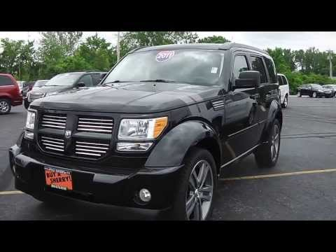 177hp dodge nitro vs 105hp seat leon acceleration test. Black Bedroom Furniture Sets. Home Design Ideas