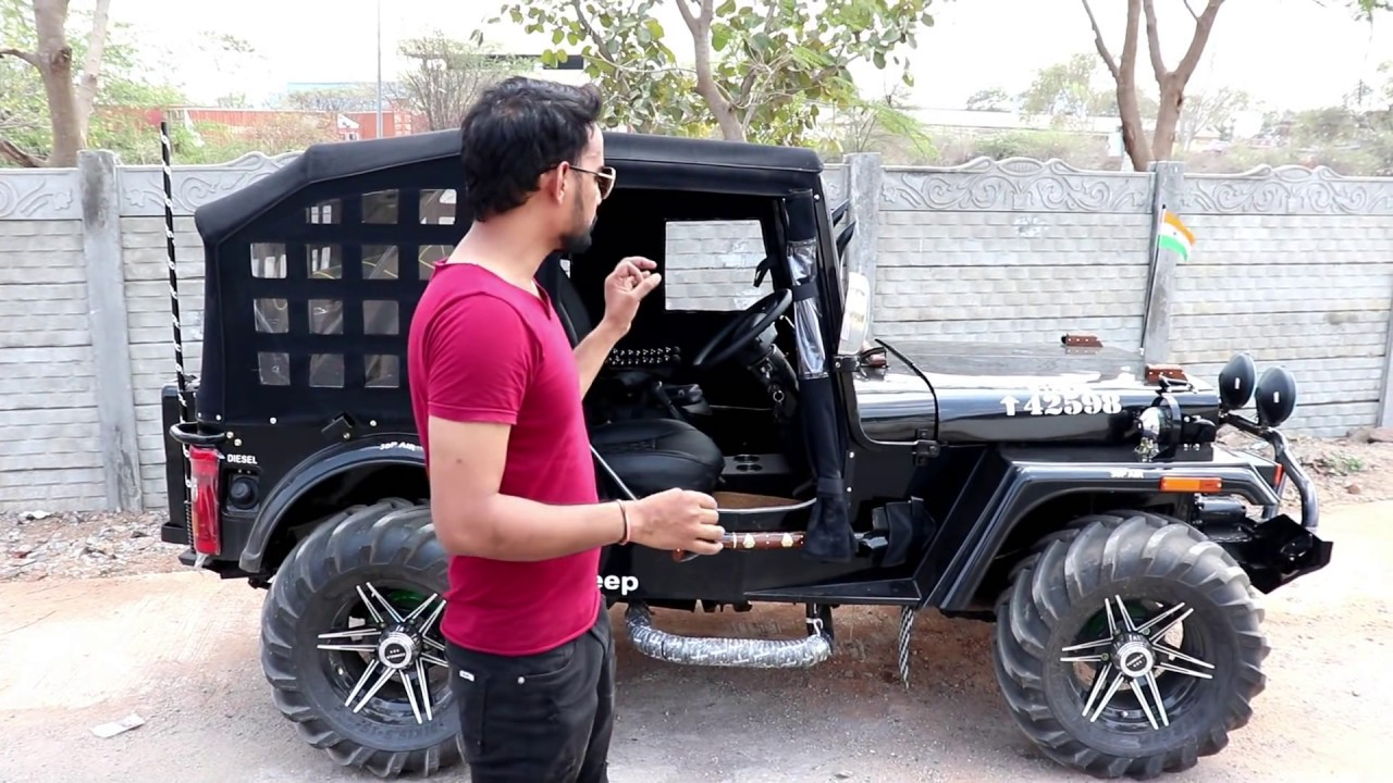Modified Willy Hunter Jeep Modified 4x4 Jeep Youtube
