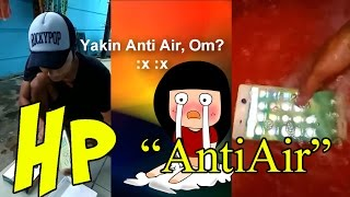 Tes anti air sony xz1 - tes anti air sony experia.