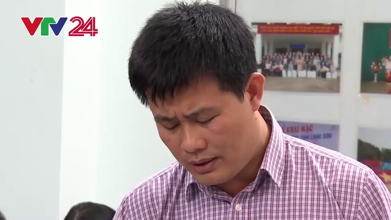 Kết luận cuối cùng của đoàn thanh tra Bộ GD&ĐT về nghi vấn bất thường điểm thi tại Lạng Sơn| VTV24