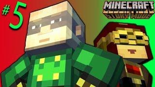 Minecraft Hikaye Modu - 5. Bölüm: Türkçe Altyazılı