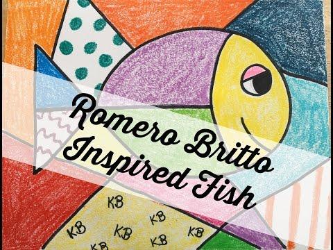 Romero Britto for Kids - RSE Art Appreciation