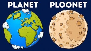 There Are Not Only Planets In Space, But Ploonets!