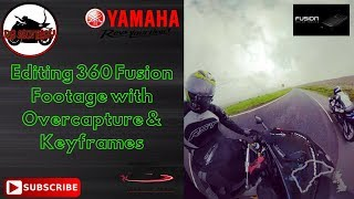 Isle of Man TT Gopro Fusion Edited with Overcapture & Keyframes