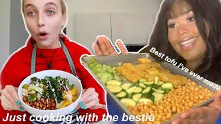 COOKING WITH EMMA CHAMBERLAIN (except shes not here tehe)