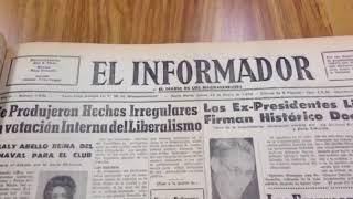 EL INFORMADOR: un tesoro en la Luis Ángel Arango