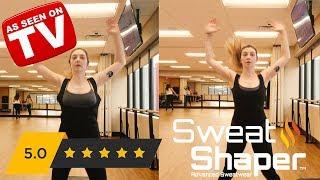 Sweat Shaper Review: As Seen on TV ʘ‿ʘ