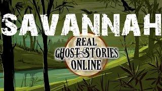 Haunted Savannah | Ghost Stories, Paranormal and Supernatural