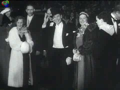 A Dream Comes True (1936 promo featurette for A MIDSUMMER NIGHT's DREAM - KORNGOLD/Max Reinhardt