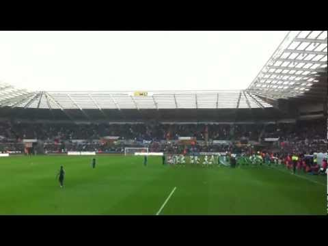 Swansea v Arsenal - 3-2 - Pre Match HD