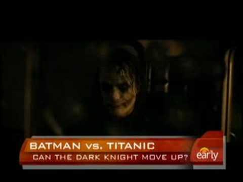 'Dark Knight' Holds No.1 Perch