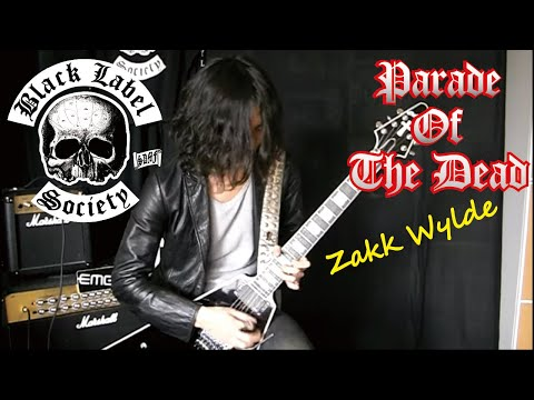 Black Label Society - Parade Of The Dead   : by Gaku