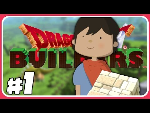 Download Youtube: REBUILDING CANTLIN - Dragon Quest: Builders [#1] (Let's Play DQ: Builders Demo PS4 Gameplay)