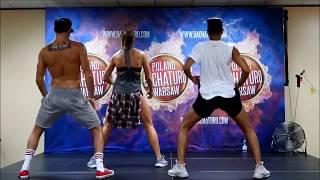 Cuban Flex & Oliwia Szewczak - Reggaetón - Bachaturo 2017