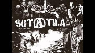 Sotatila - Suksi Vittuun (hardcore punk Finland)