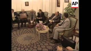 EU delegation arrives in Tehran from Pakistan