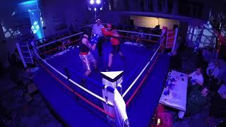 Ultra White Collar Boxing | Kidderminster | Lee Saunders VS Jamie Fogarty