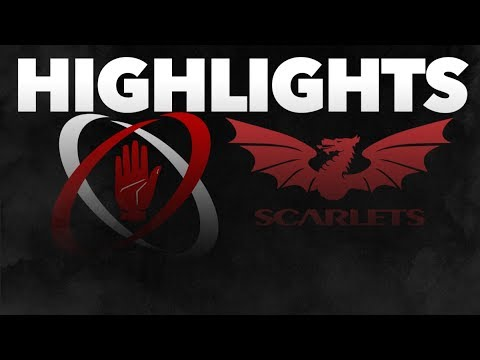 Guinness PRO14 Round 7: Ulster Rugby v Scarlets Highlights