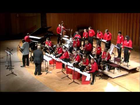 NIU Jazz Ensemble ft. Ernie Watts, saxophone - Watts - Joyous Reunion
