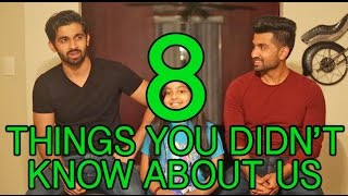 8 things you didn t know about us dhoombros shehryvlogs 43