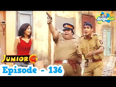 Junior G - Episode 136