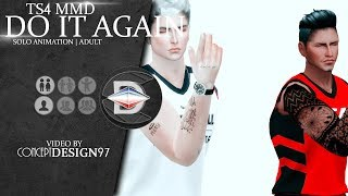 The sims 4 - MMD dance : DO IT AGAIN (Pia Mia ft. Chris Brown, Tyga) *DOWNLOAD* Mp3