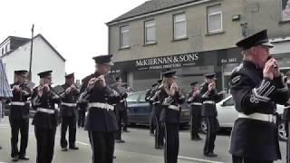 12th July 2017 Kilrea demonstration, Northern Ireland