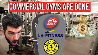 24 Hour Fitness Shows What Commercial Gyms Will Be Like After Reopening  | Home Gym or Bust