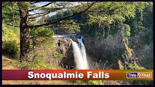 Snoqualmie Falls 2019