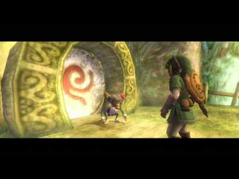 Let's Play The Legend of Zelda : Twilight Princess Partie 7 : Les problèmes des singes