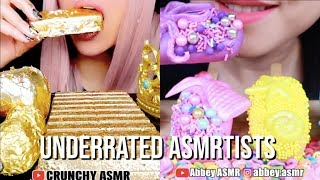 reviewing underrated asmr channels