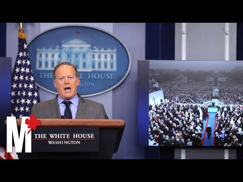 Sean Spicer's best moments as White House press secretary