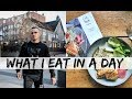 WHAT I EAT IN A DAY    |    Healthy & Quick Meals   |  Charlie Irons