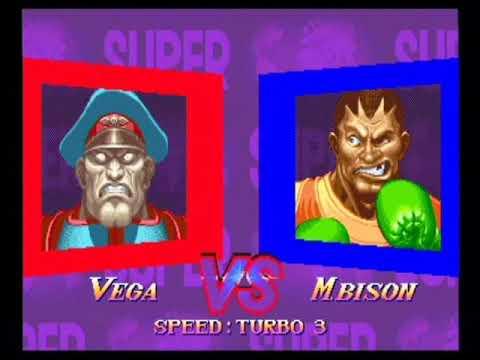Super Street Fighter 2X :East vs West 2018/01/09 3/3